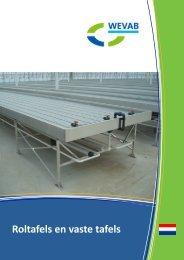 Roltafels en vaste tafels - CODEMA Systems Group