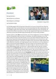 Elternbrief Schuljahr 2011/12 - Gymnasium am Mosbacher Berg