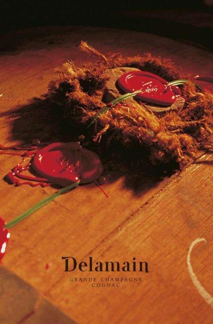 GRANDE CHAMPAGNE COGNAC - Delamain Cognac