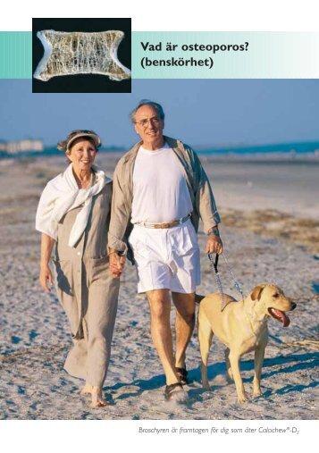 Vad är osteoporos? (benskörhet) - Takeda