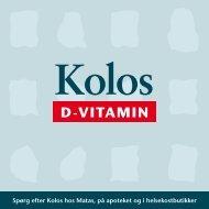 D-vitamin - Mezina A/S