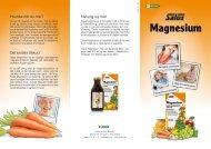Magnesium - Mezina A/S