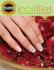 Treating Cuticle and Hand Care, Argan Oil from Orly ... - Nailbasics
