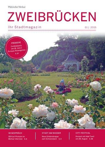 Stadtmagazin Zweibrücken 01 2015