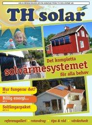 Tips & råd inför köp - TH Solar