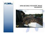 Open Air Area Vystaviste Praha Holesovice czech - Incheba Expo ...