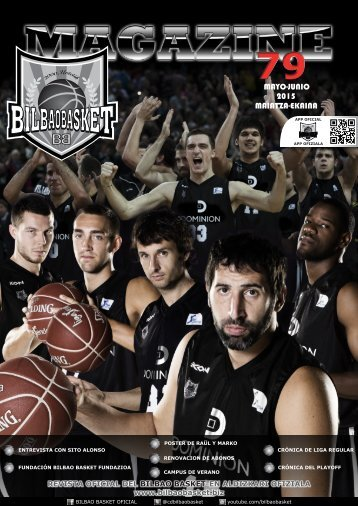 DOMINION BILBAO BASKET MAGAZINE 79