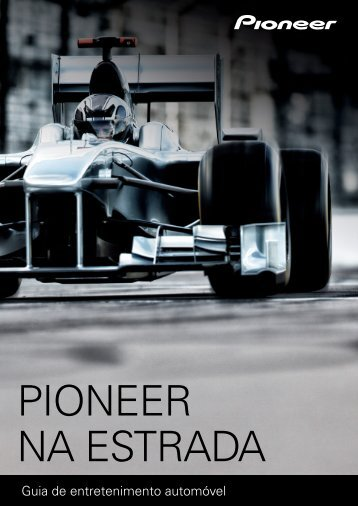 PIONEER NA ESTRADA