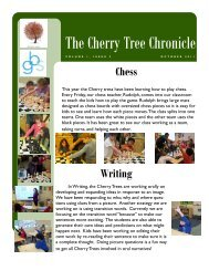 Cherry Trees October Revised.pdf - The Gillen Brewer School