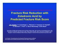 Fracture Risk Reduction with Zoledronic Acid by Predicted Fracture ...