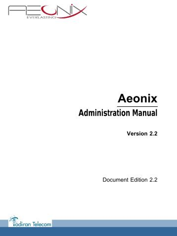 Aeonix