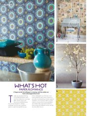 Luxury Home Design February 2012 Leaf Wallpaper - Jocelyn Warner
