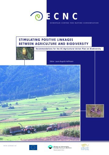 stimulating positive linkages between agriculture and ... - Natura 2000