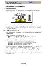 EHZ – Typ 017061 - Paul Nutzfahrzeuge