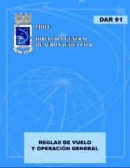 REPUBLICA DE CHILE - DGAC