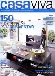 Casa Viva Number 150 / Año 13 Nov/2009