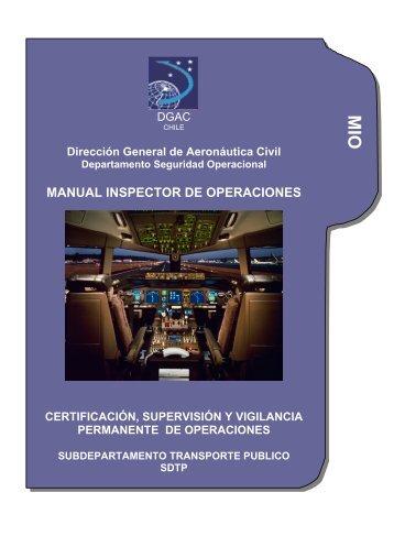 MIO - Dirección General de Aeronáutica Civil