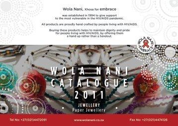 JEWELLERY Paper Jewellery - Wola Nani