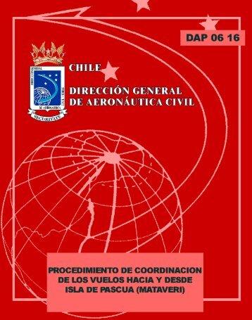 DAP 06 16 - Dirección General de Aeronáutica Civil