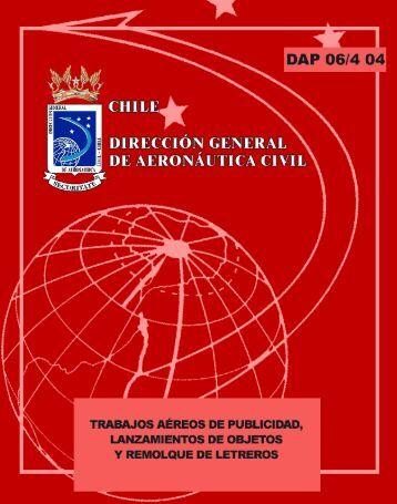 DAP 06/4 04 - Dirección General de Aeronáutica Civil