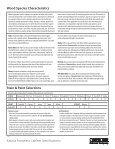 View Katana Specifications - Canyon Creek Cabinet Company - Page 3