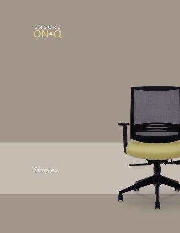 Simplex - On-Q Seating