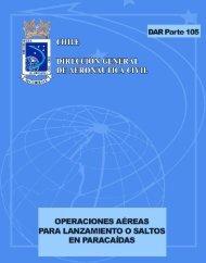 DAR Parte – 105 - Dirección General de Aeronáutica Civil