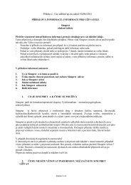 Sinupret tablety - Schwabe