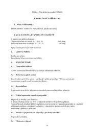 SPC Bronchipret tablety - Schwabe