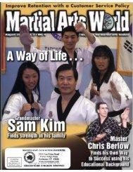 1 Mflll'ii - Master Kim's Taekwondo Institute