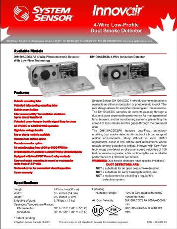 Morley Ias Low Profile Smoke Detectors Diamond Electricals