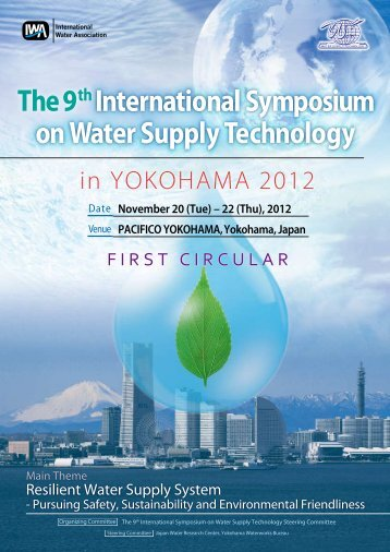 International Symposium on Water Supply Technology The 9th