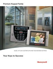 Premium Keypad Family - Jacksons Security