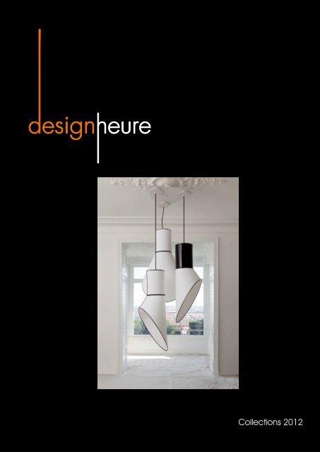 Catalogue designheure 2012 - C2M Agencement