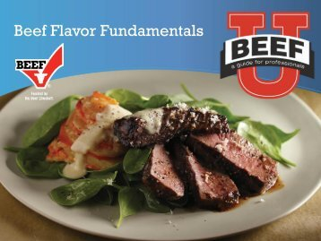 Course - Beef Foodservice