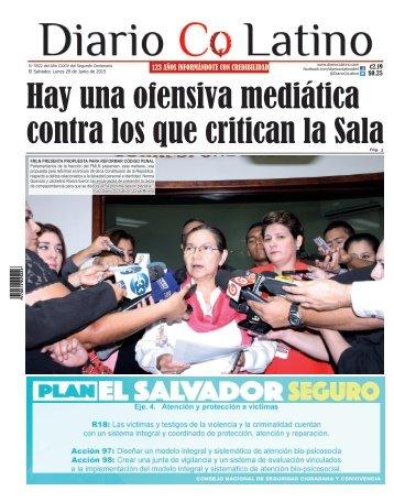 Edición 29 de Junio de 2015
