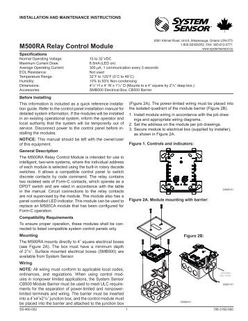 installation instructions system sensor canada?quality\\\\\\\\\\\\\\\=85 camstat wiring diagram for oil gandul 45 77 79 119 3arr3 relay wire diagram at reclaimingppi.co