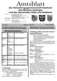 Holzheim KW 35