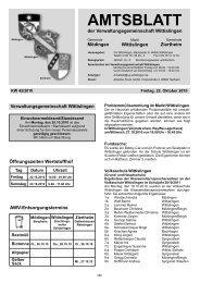 Wittislingen KW 42