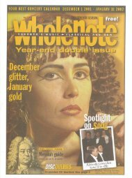 Volume 7 Issue 4 - December 2001/January 2002
