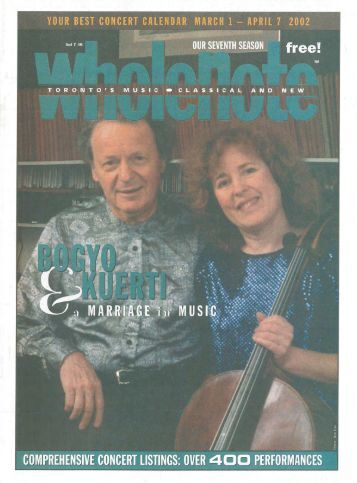Volume 7 Issue 6 - March 2002