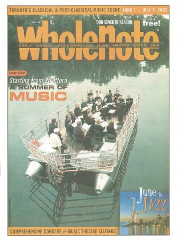 Volume 7 Issue 9 - June 2002