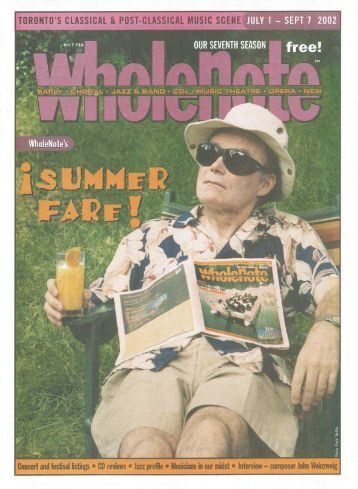 Volume 7 Issue 10 - July/August 2002