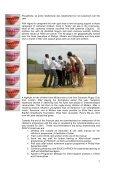 Wola Nani Annual Report 2009 - Page 4