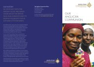 here - Anglican Communion