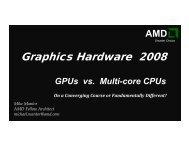 slides - Graphics Hardware