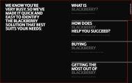 Full BlackBerry Brochure - Fresh Business Thinking