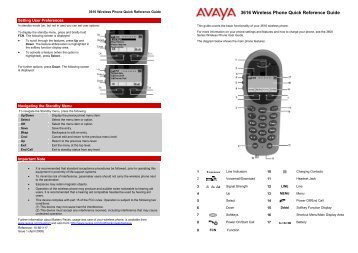 reference guide for the avaya 1600 series ip phones  u00e2 voip stand avaya 1692 user manual avaya 1692 quick user guide