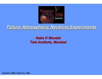 Future Atmospheric Neutrino Experiments