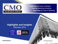 The cmo survey highlights and insights feb-2012 final